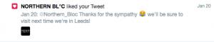 Twitter-respond