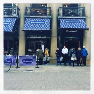 Carluccio's restaurant in York
