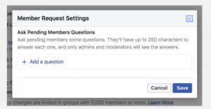 Facebook-groups-admin-questions