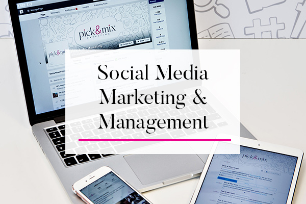 Social Media Marketing & Management
