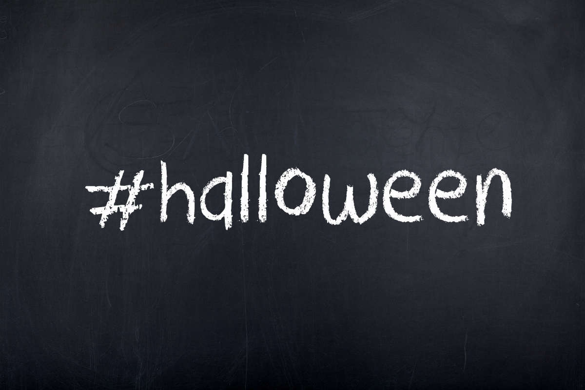 Image result for halloween hashtag