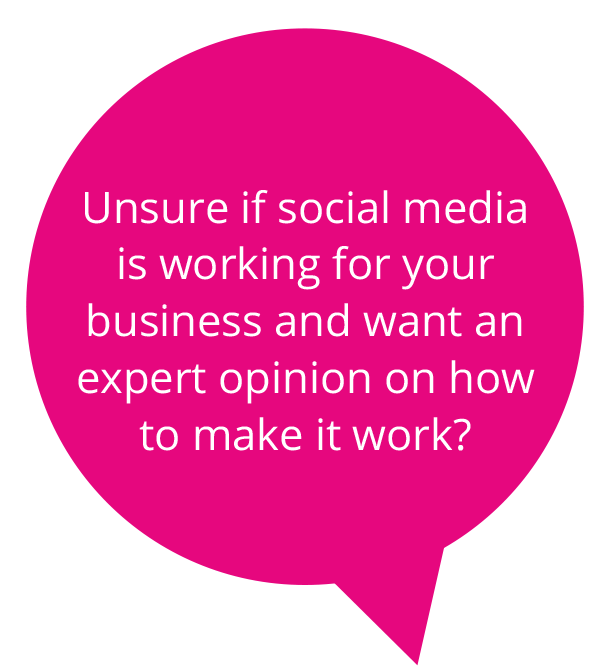 Unsure if social media is working for your business?
