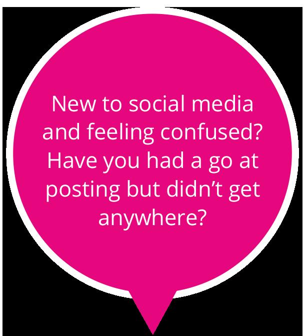 New to social media?