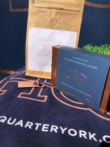 Hudson Quarter Brand