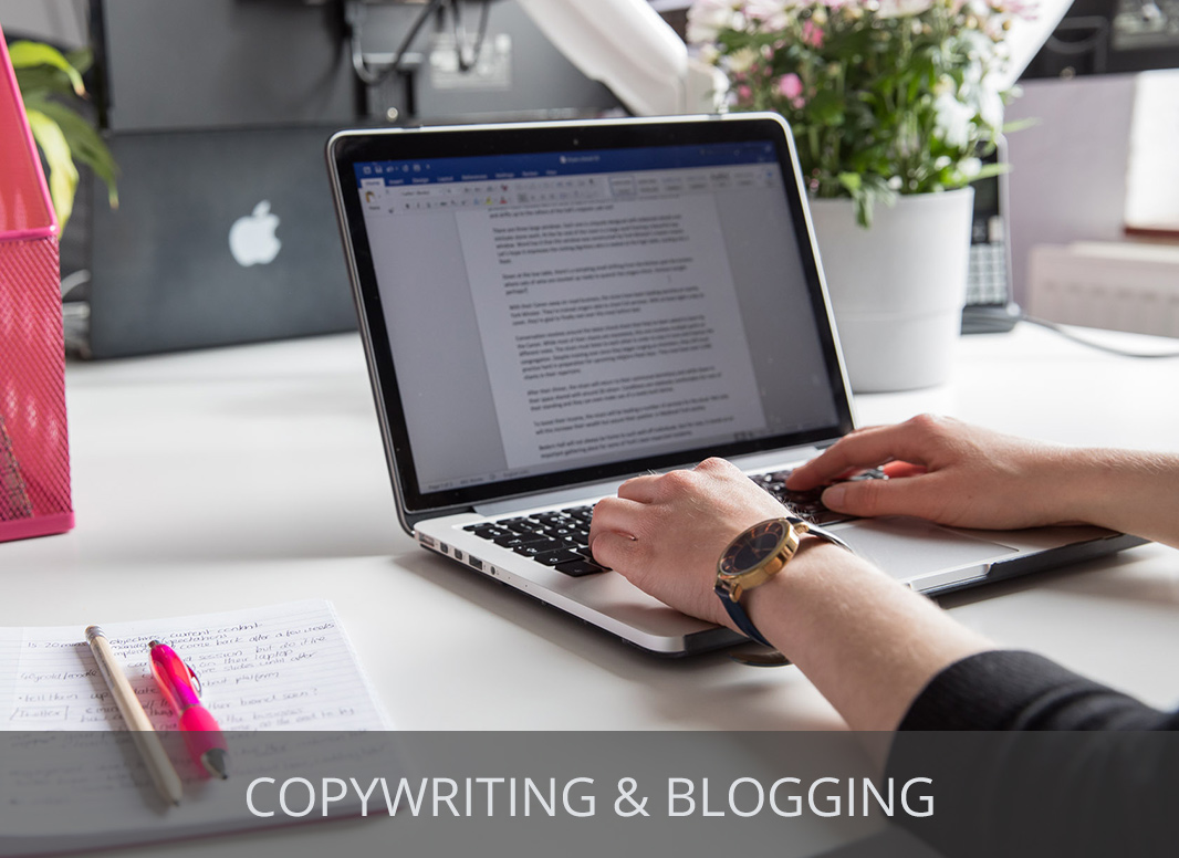 Copywriting & Blogging