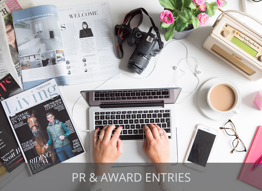 PR & Award Entries