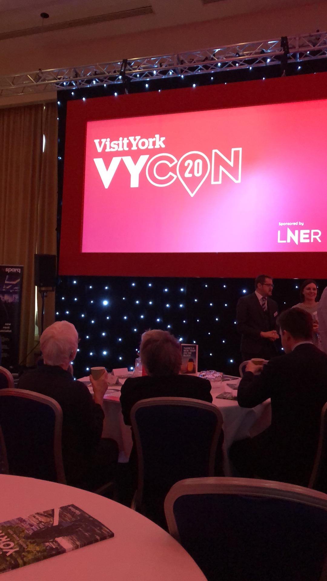 Visit York Conference