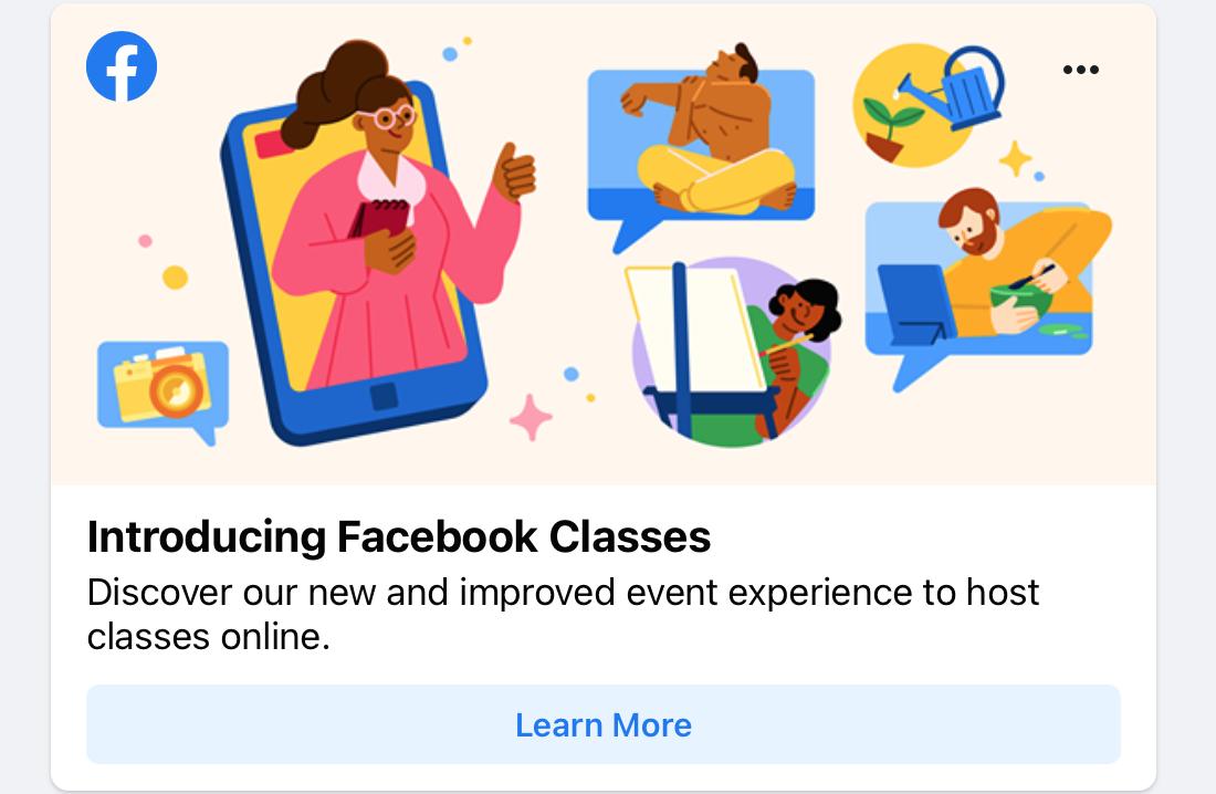 facebook_classes
